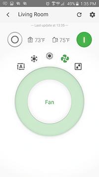 Daikin Comfort Control App | Daikin AC